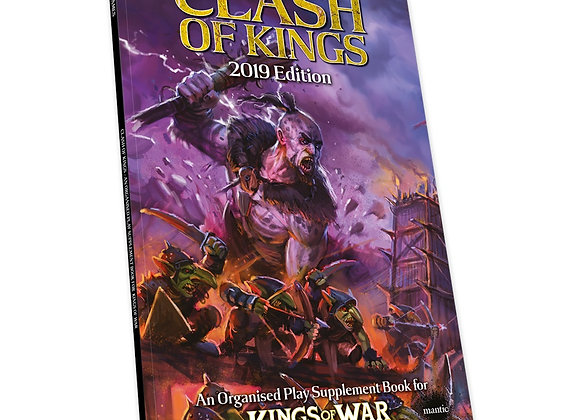Clash of Kings 2019 Supplement