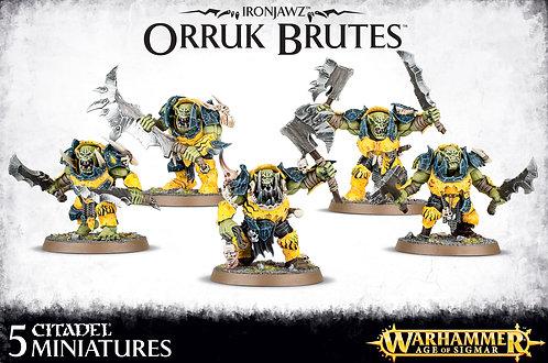 Ironjawz Brutes
