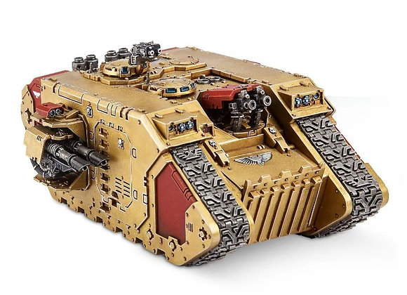 Venerable Land Raider