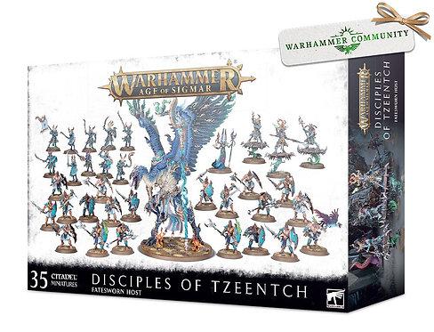 Disciples of Tzeentch – Fatesworn Host