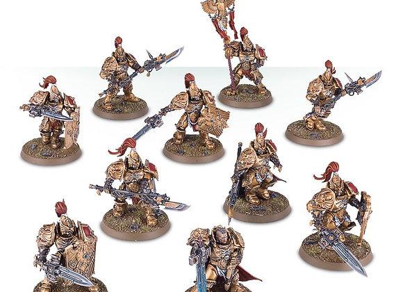 Custodian Guard 10 Man Squad