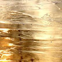 Photographie Sophie latron Gruel Matière et Lumière Eau Mouvement, impermanence dans la Nature.