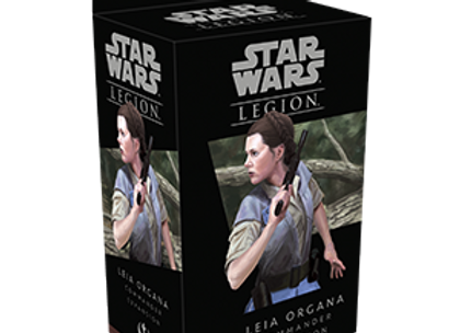 Leia Organa Commander Expansion