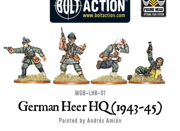 German Heer HQ (43-45)