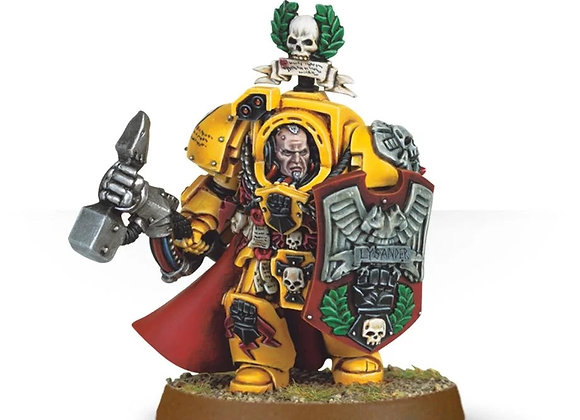 Imperial Fists Captain Lysander
