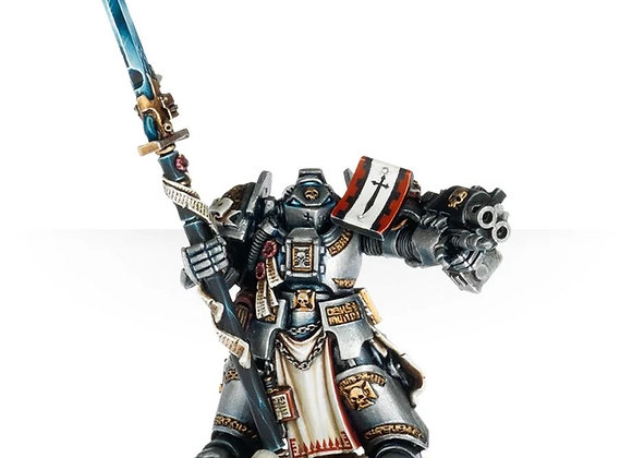Grey Knights Brother Captain
