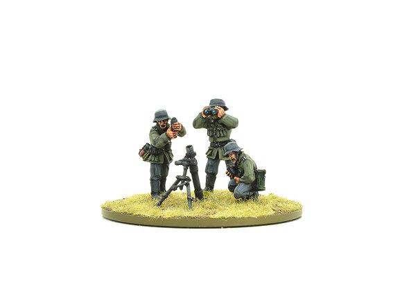 Blitzkrieg German Medium Mortar Team (1939-42) (Revised)