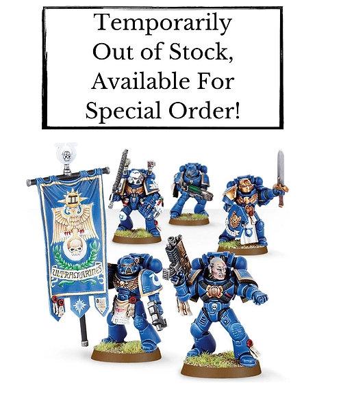 Space Marine Command Squad
