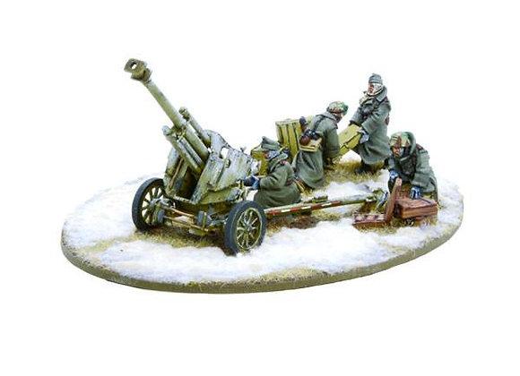 German Heer 10.5cm leFH 18 medium artillery (Winter)
