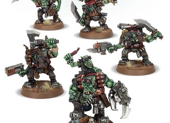 Ork Kommandos