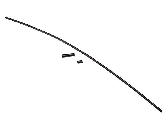1726A Antennae Tube Black cap/retainer