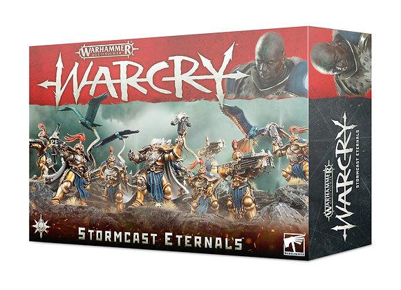 Warcry Stormcast Eternals