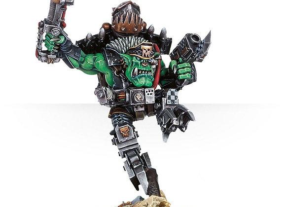 Ork Boss Zagstruk