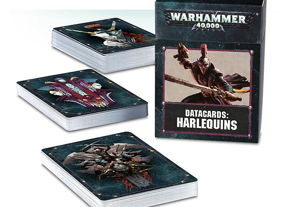 Datacards: Harlequins