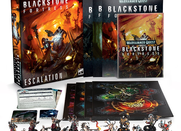 Blackstone Fortress Escalation