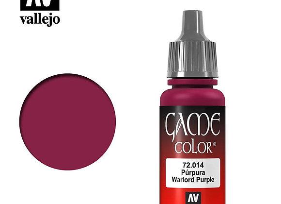 Warlord Purple - 72014
