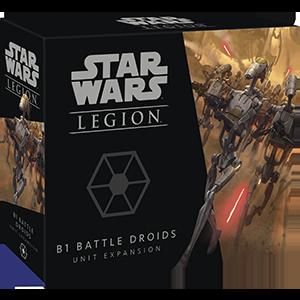 B1 Battle Droid Unit Expansion