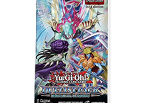 Duelist Pack: Dimensional Guardians Booster