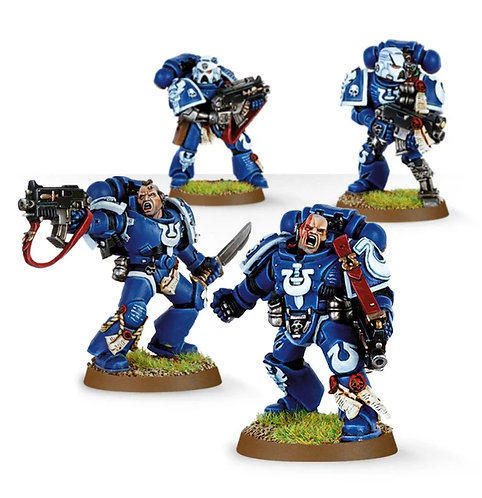 Ultramarines Tyrannic War Veterans