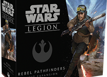 Rebel Pathfinders Unit Expansion