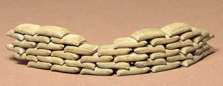 Military Model Sand Bags