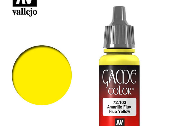 Fluorescent Yellow - 72103