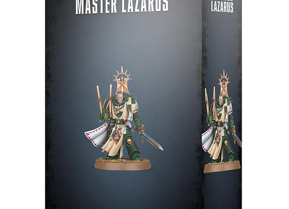 Dark Angels Master Lazarus