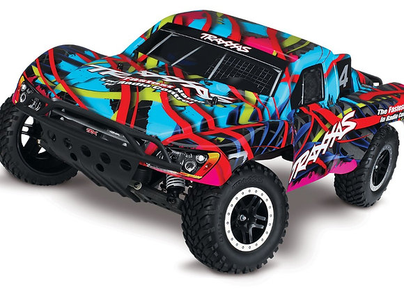 58034-1HWN Traxxas Slash RTR 2WD Brushed with Battery & Charger