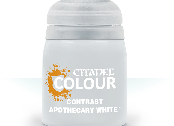 Apothecary White