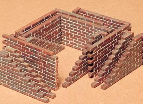 Military Models Brick Wall Set