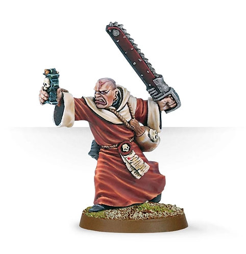 Preacher with Chainsword