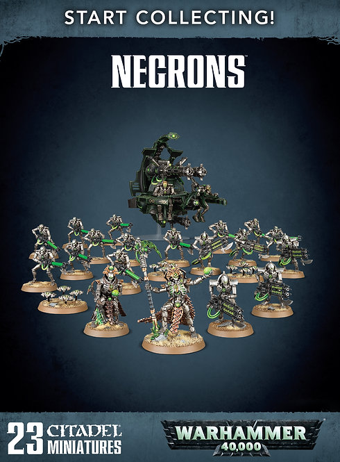Necrons Start Collecting