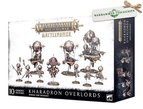 Kharadron Overlords – Barak-Nar Skyfleet