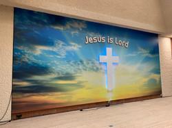 Church Wall Wrap