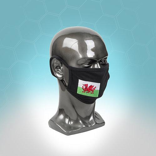 Welsh Face Mask