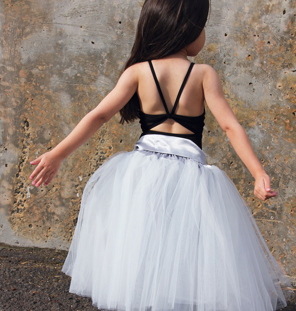 Classic Long Tutu Skirt