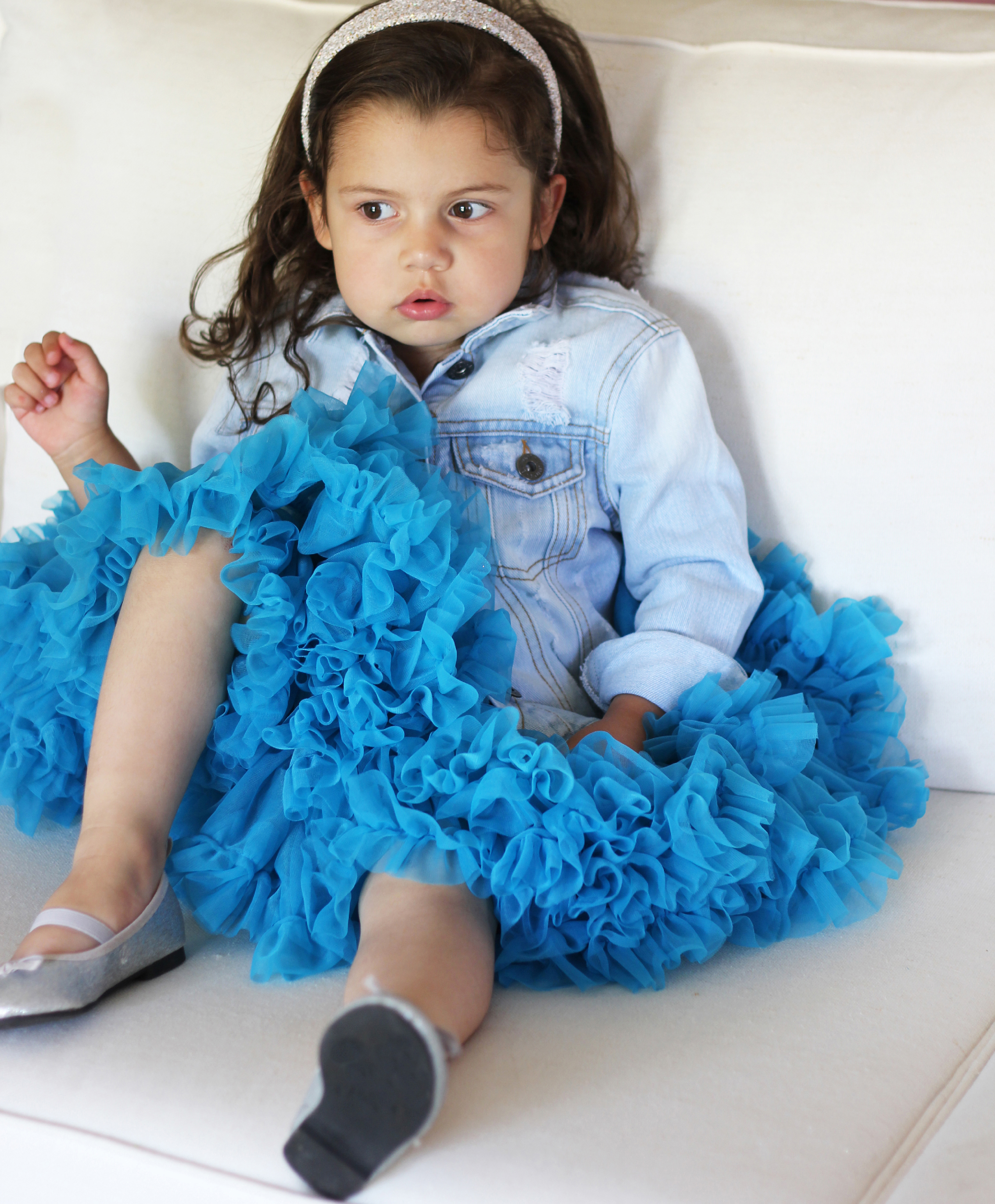 Bubble Gum Tutu Skirt