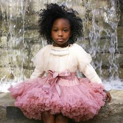 Lychee Pink Tutu Skirt