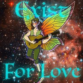 exist for love  single art.jpg
