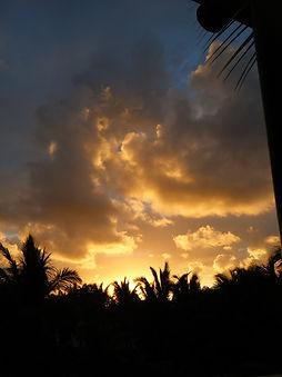 Même quand c'est nuageux, le soleil brille toujours