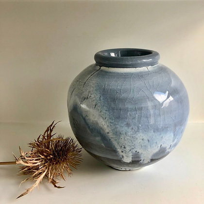 Hand Built Vase - Medium