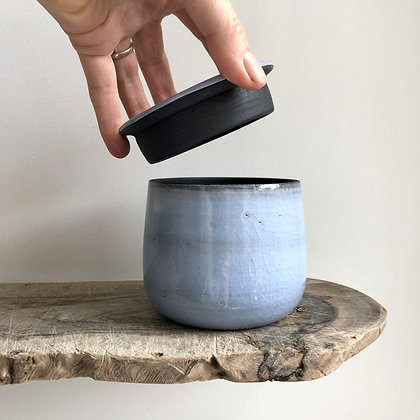 Lidded Pot - Large