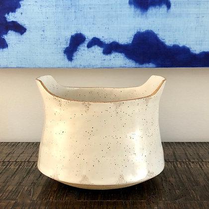 handbuilt bowl - large