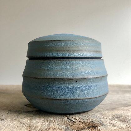 lidded pot - small