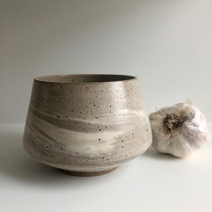 marbled bowl - small