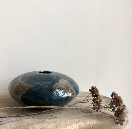 Hand Built Bud Vase - Small