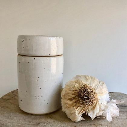 Mini - lidded pot