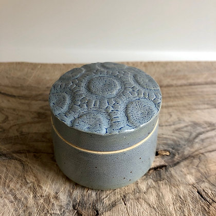 Mini - lidded pot