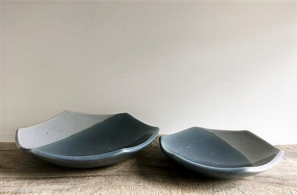 Banchan Plates - set of two