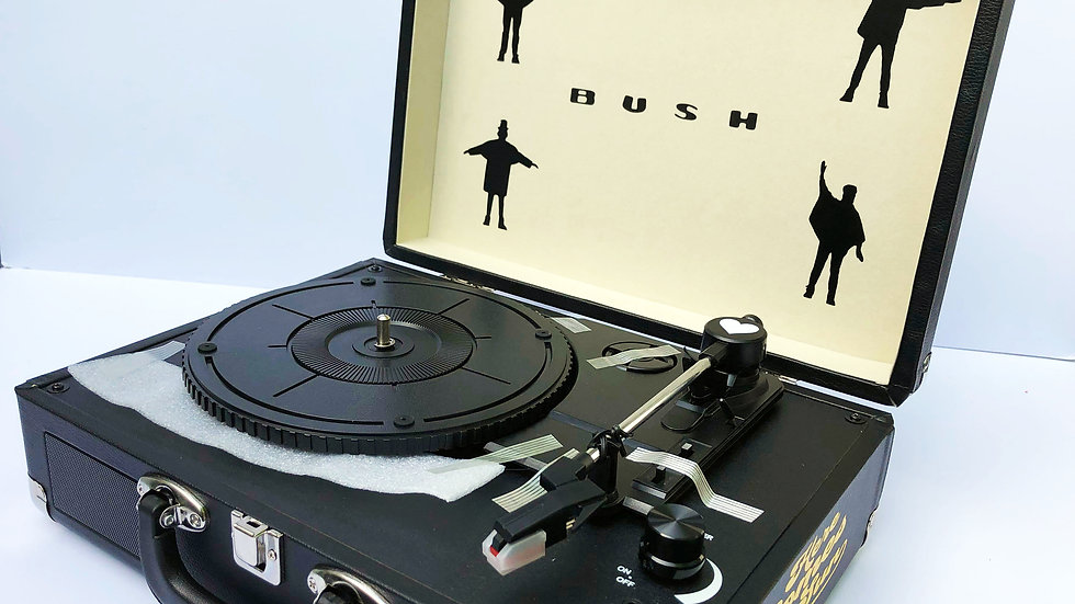 The Beatles  Portable Record Player